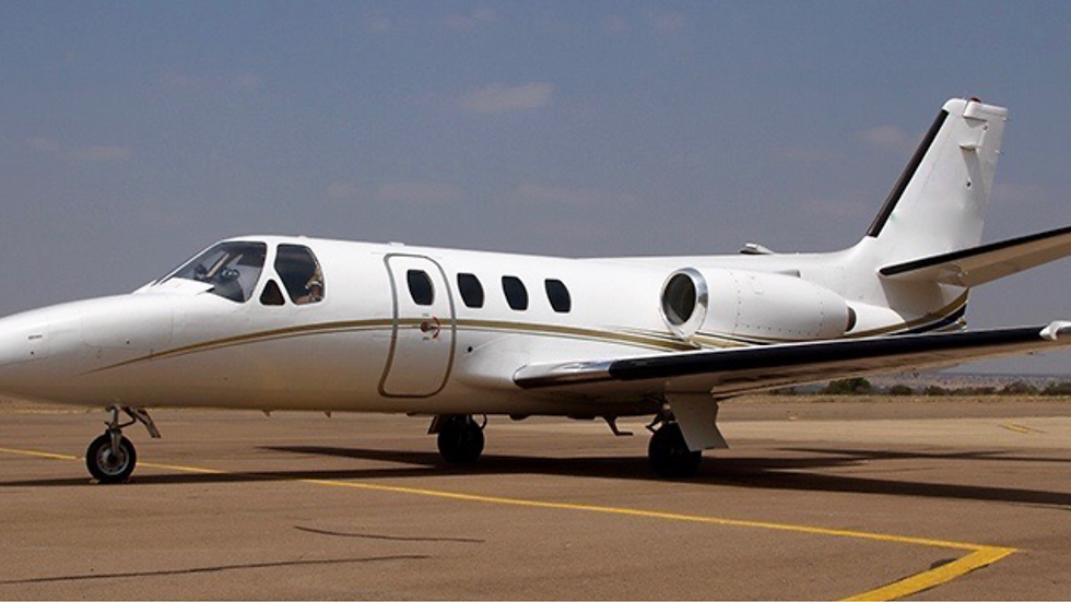 1973 Cessna Citation C500 (Sierra Long Wing)