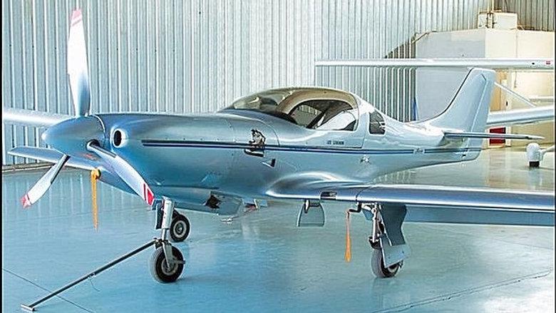 1990 Lancair 360 Silver Bullet
