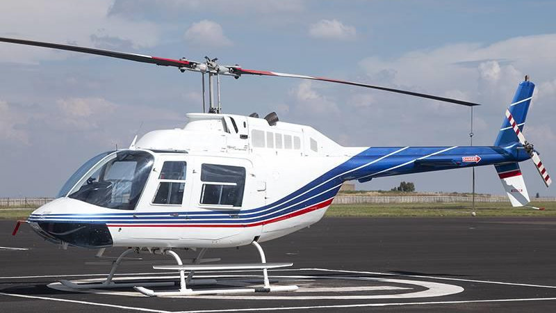 1983 Bell 206B III Jetranger