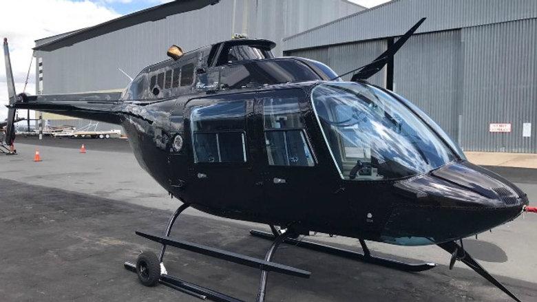 1992 Bell 206B III Jetranger