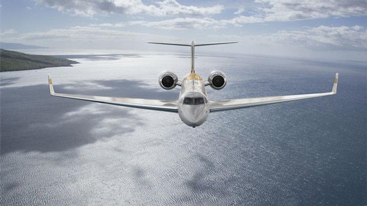 2005 Gulfstream G550