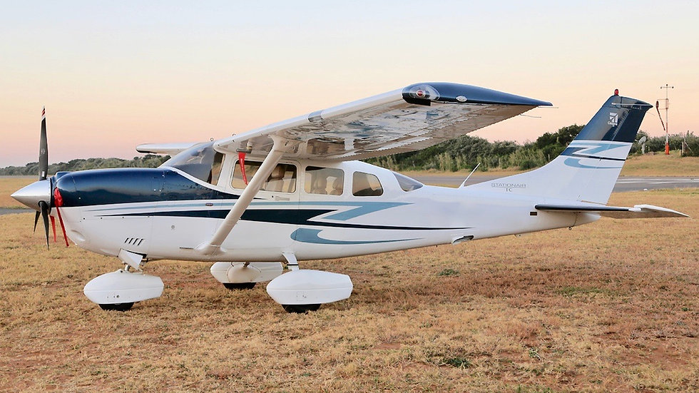 2007 Cessna T206H