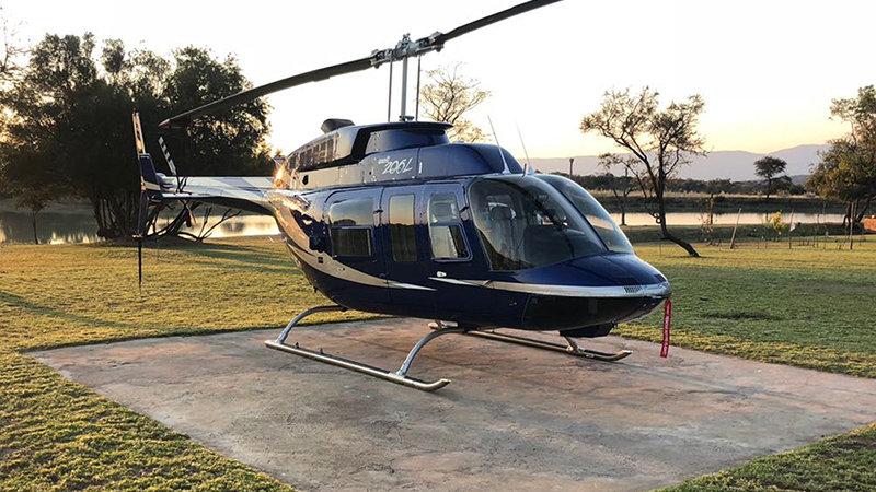 1979 Bell 206L1 Longranger