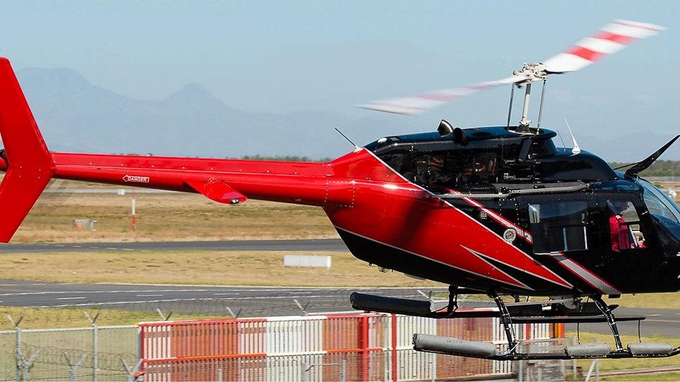 1991 Bell 206B III Jetranger
