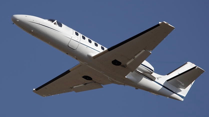 1980 Cessna Citation C550