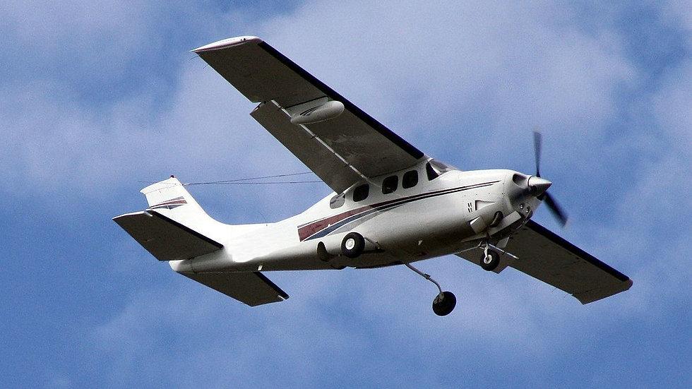 1980 Cessna C210 Pressurised Turbo
