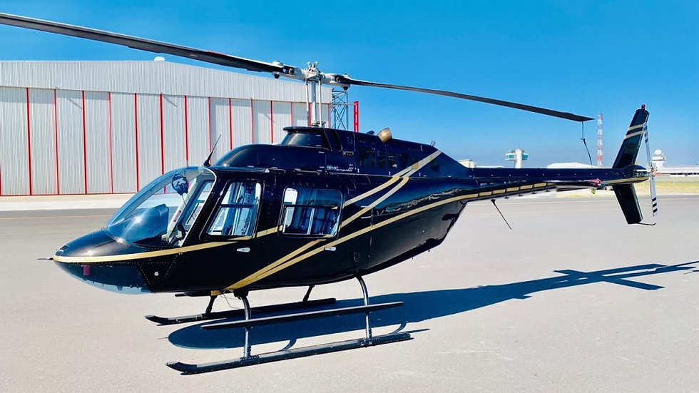 1999 Bell 206B III Jetranger