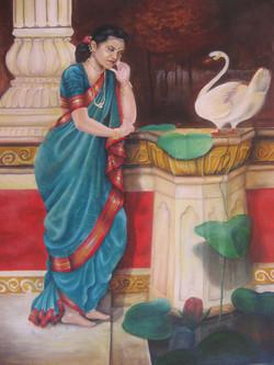 Hamsadamayanthi