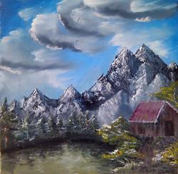 Snowclad Mountains