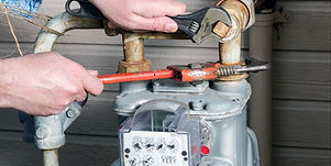 Gas line repair & leak detection Peace of Mind Plumbing and Heating New Jersey