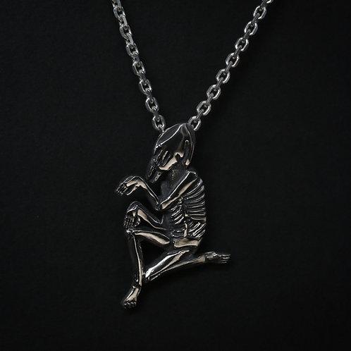 Ludo Skeleton Pendant
