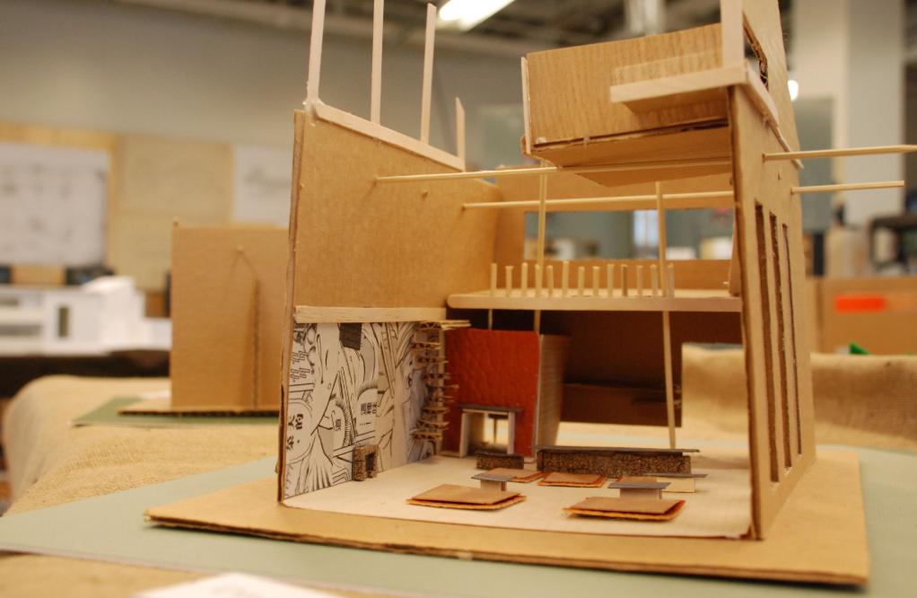 Архитектурная студия 5-9 лет