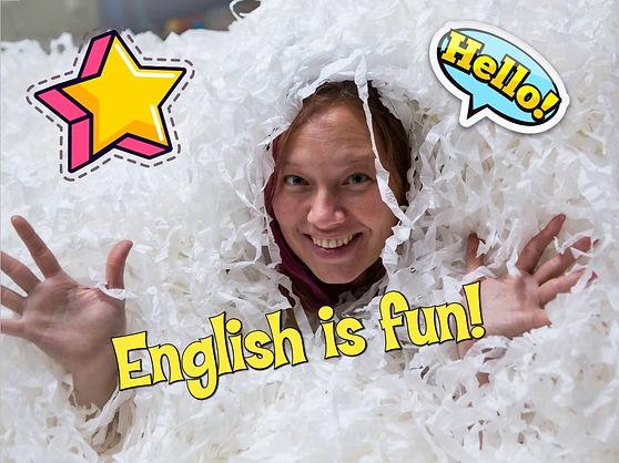 Игровой английский