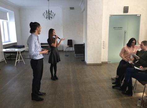 Школа тренеров проекта «Территория-2020»