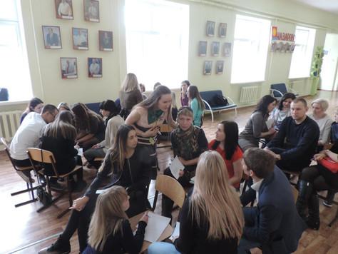Презентация Лиги «Критическое мышление» в Назарово