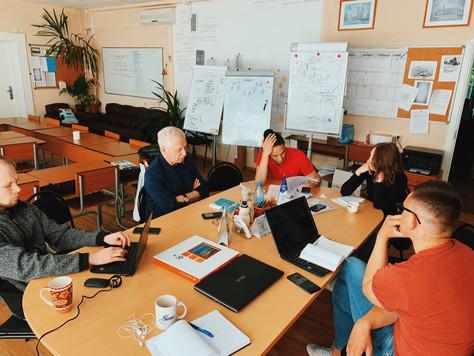 Первая летняя встреча первички ИППР АМП прошла в понедельник 3 июня