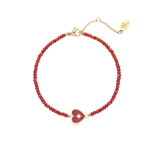 Armband 'Charm with Me' - Goud