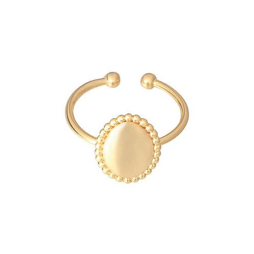 Ring 'Medallion' - Goud