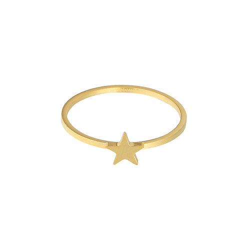 Ring 'Star' - Goud