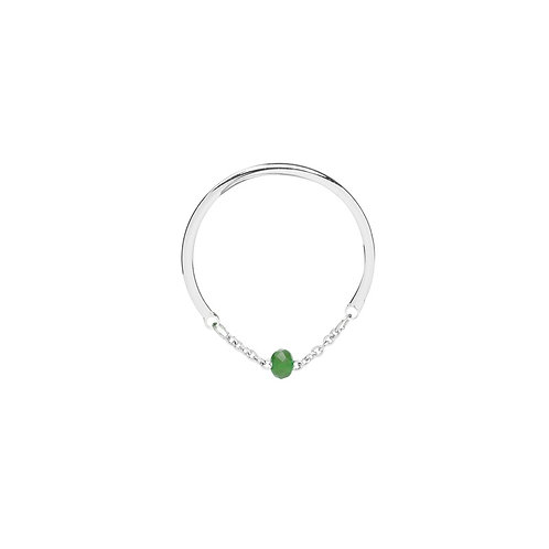 Ring 'Color Stone' - Groen