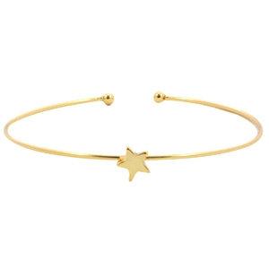 Bangle 'Star' - Goud