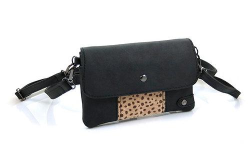 The Beige Cheetah - Crossbody Bag