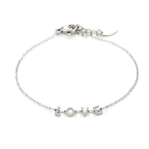 Love Bracelet - Zilver