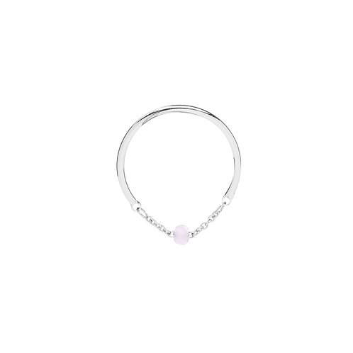 Ring 'Color Stone' - Roze