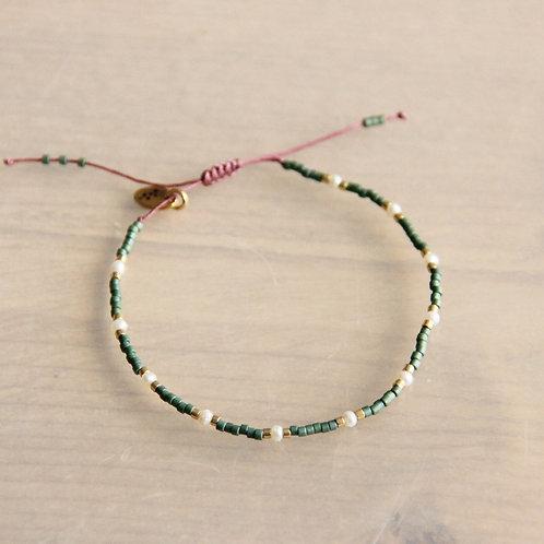 Bazou - Green Pearl