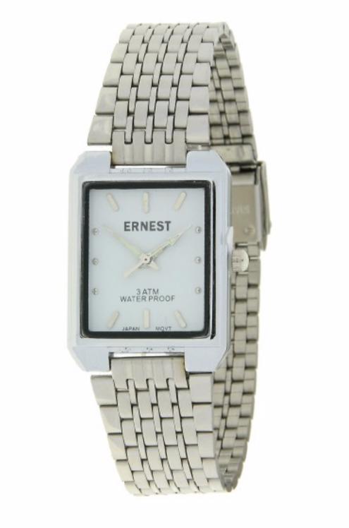 Horloge 'Classic' - Zilver