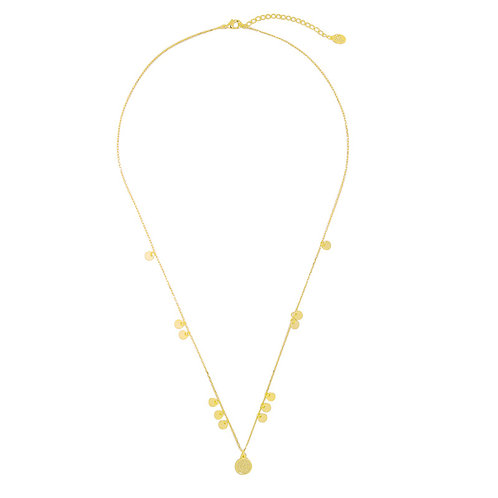 Ketting 'More Coins' - Goud