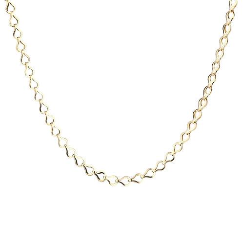 Drip Chain - Goud
