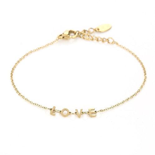 Love Bracelet - Goud