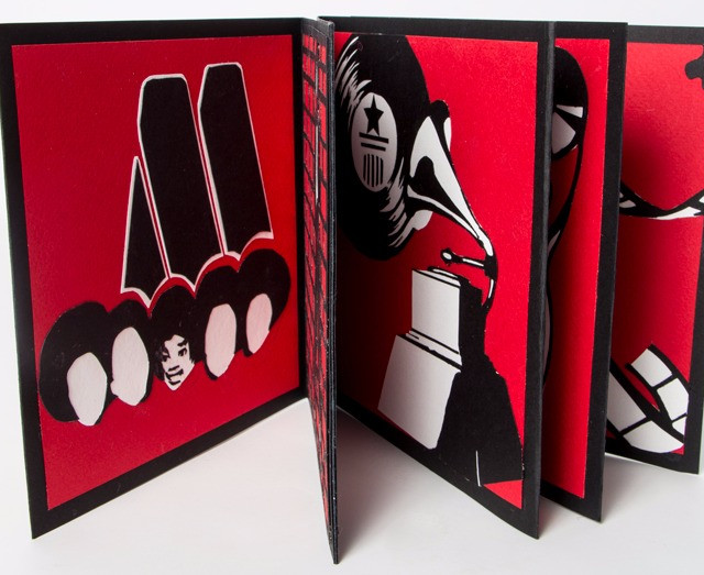 MJ Icon Book