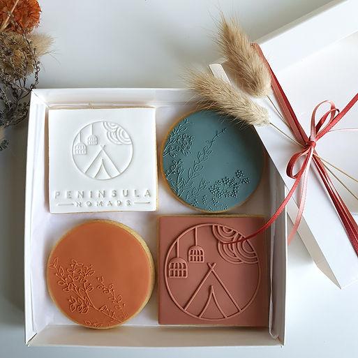 Peninsula Nomads cookies.jpeg