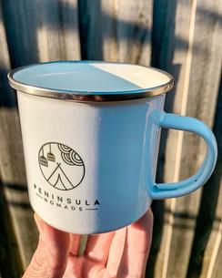 Peninsula Nomads Keepsake Mug