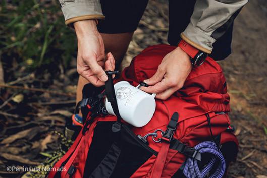 PN Camping Mug