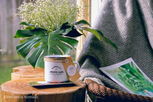 Peninsula Nomads Mug