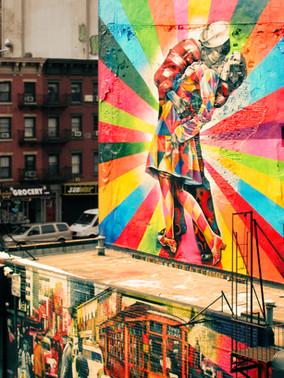 Ciudad Amor del arco iris