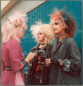 Le punk et la mode