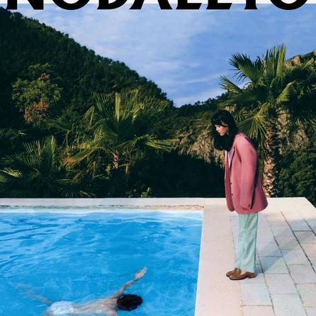 Quand les chaussures rétro-futuristes de Nodaleto marchent sur les traces de David Hockney