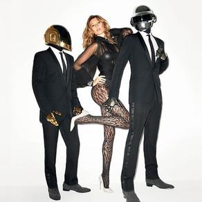 Daft Punk et l'art du masque