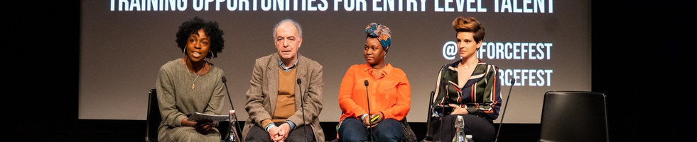 TriForce Short Film Festival - BFI