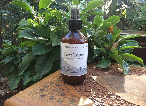 Face Toner Hibiscus with Kakadu plum extract