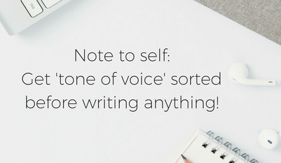 Master your client's tone of voice with this quick, helpful guide