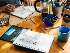 5 ways to get more creativity happening in your life!