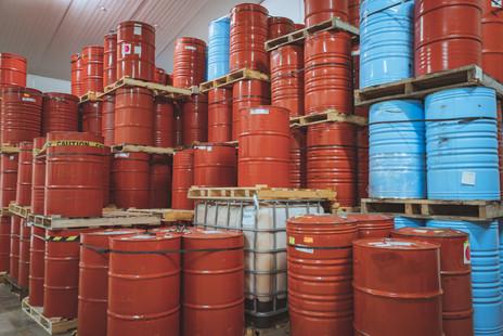 Manuka Orchard Honey Storage