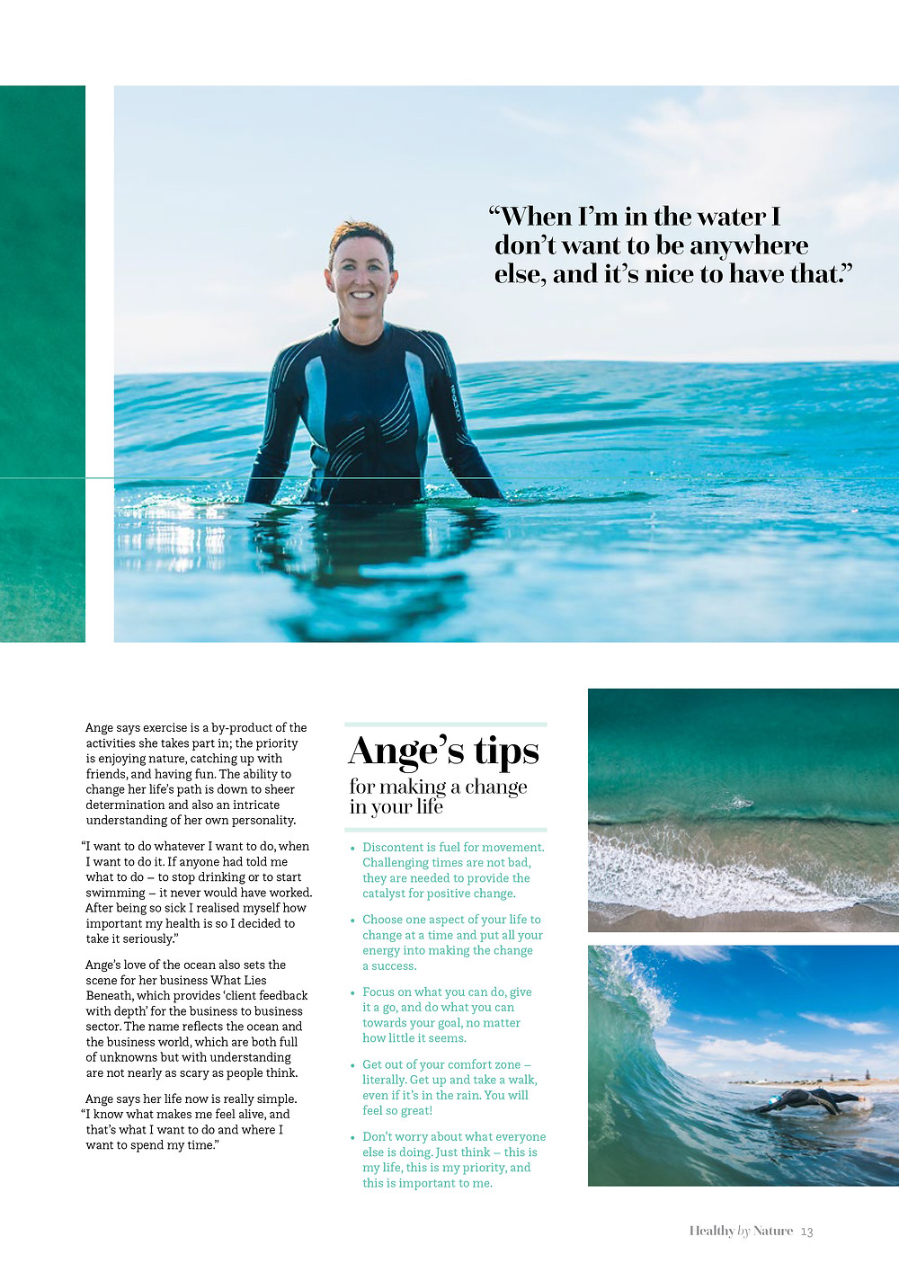 Ange Wallace article