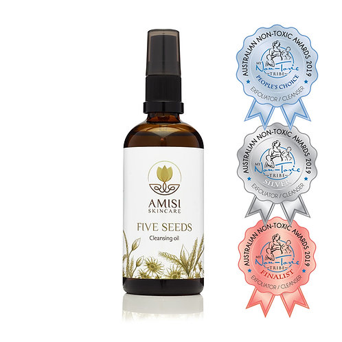 Five Seeds Cleansing Oil