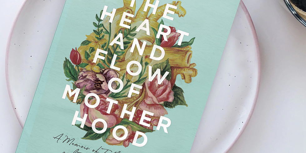 The Heart & Flow Book Launch